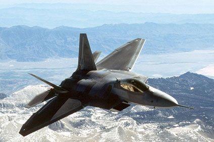 Военный самолет США