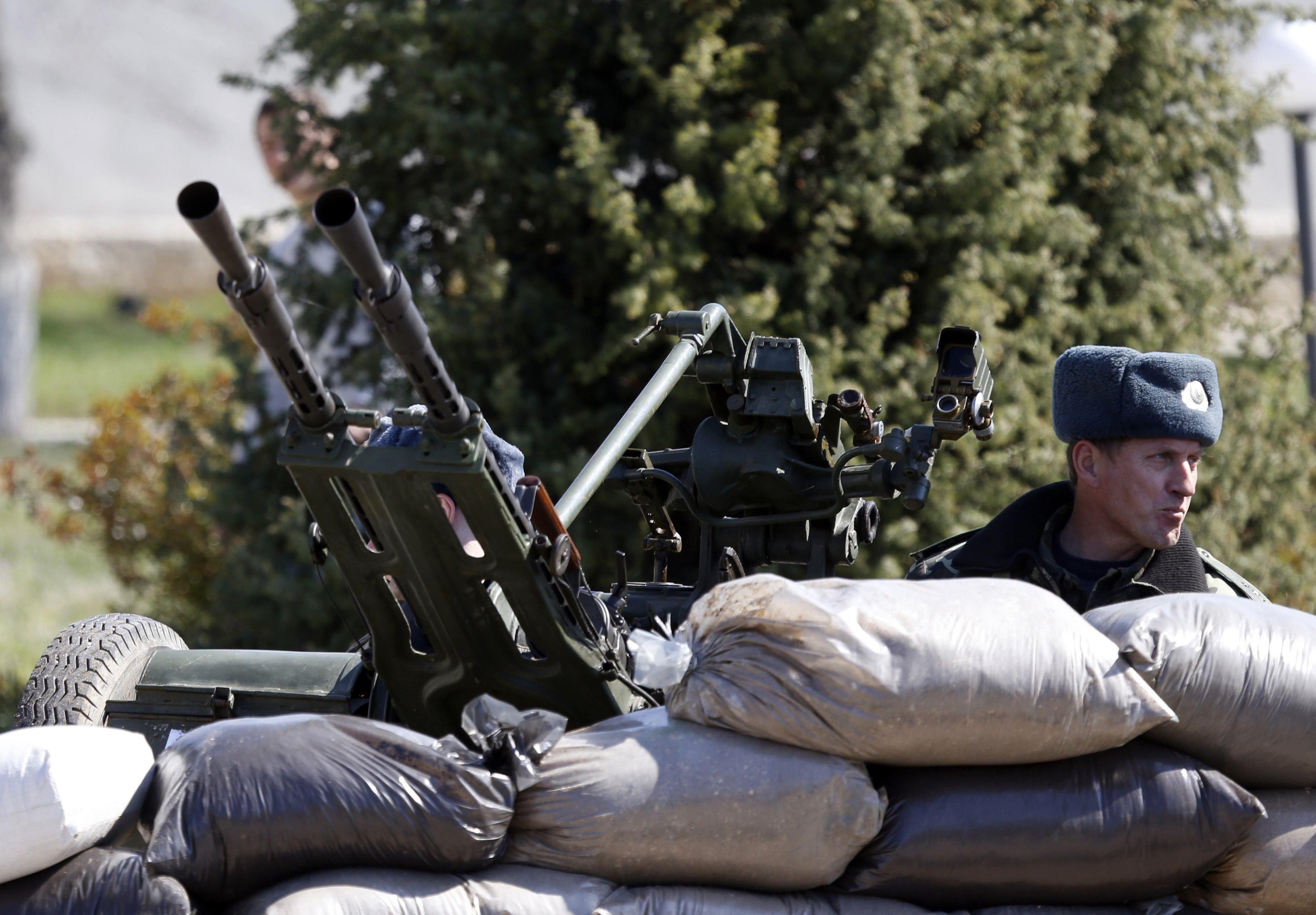 Украинские военные в Крыму должны оставаться верны присяге