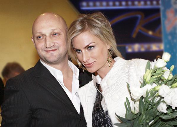 Гоша Куценко и Ирина Скринченко