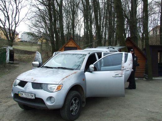 Машина Саши Белого