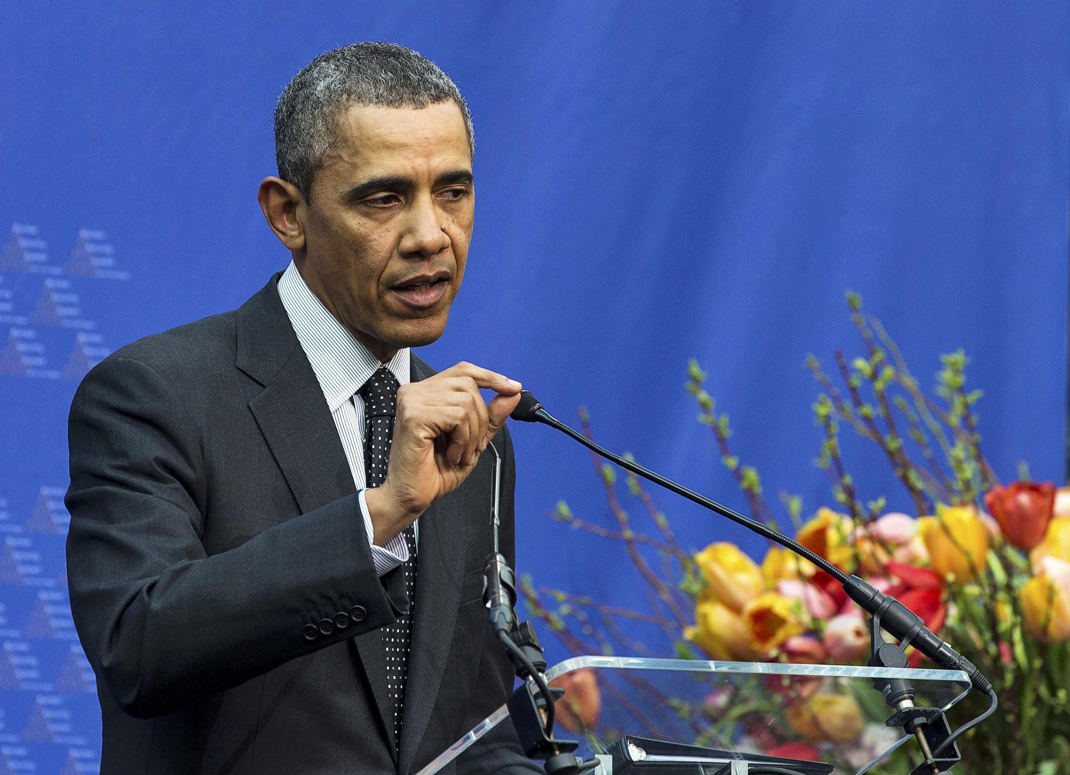 Обаму призвали противостоять России