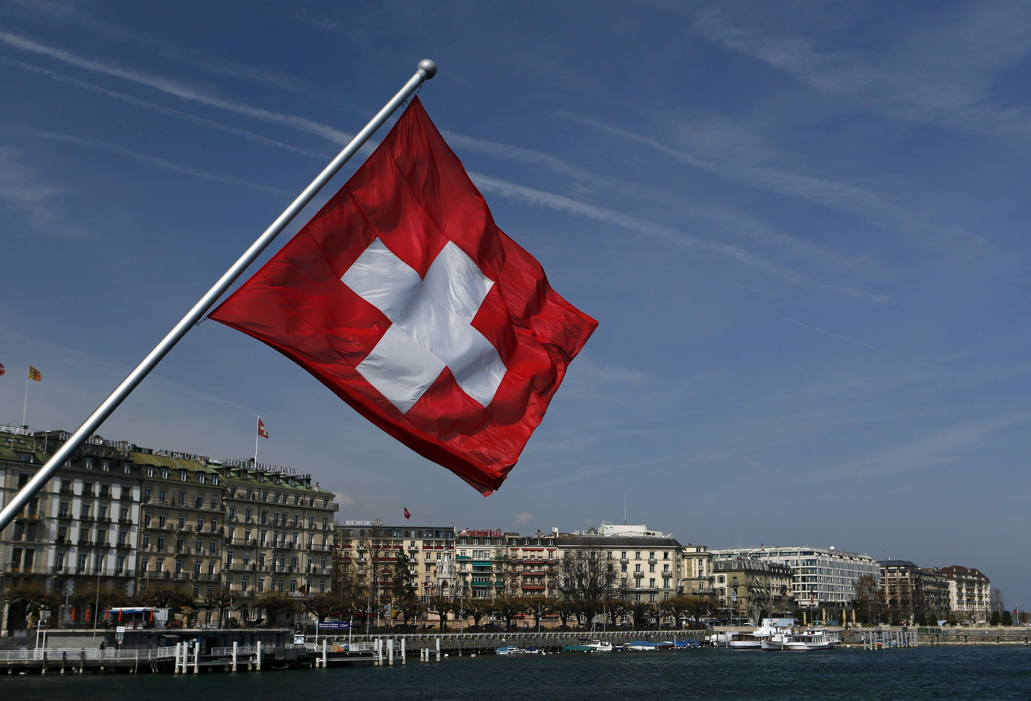 Швейцария уже предупреждала Россию