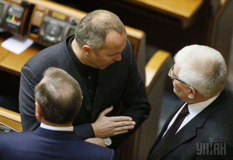 Шуфрич и Чечетов - нежелательные гости в Крыму