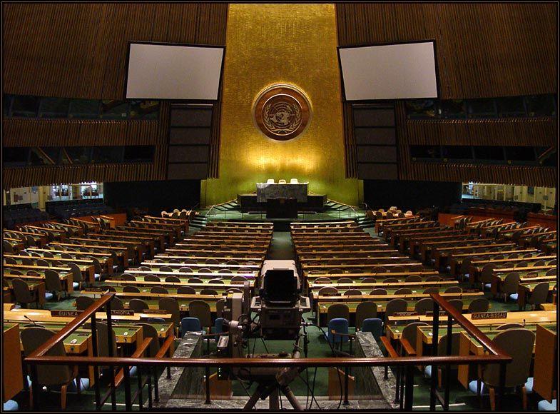 Генассамблея ООН обошлась государству в 5 миллионов гривен