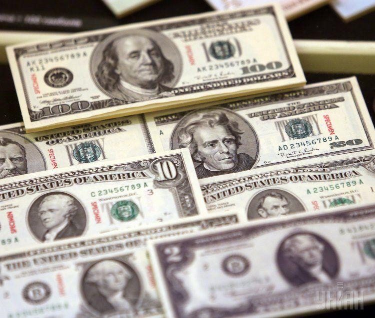 Украина получила миллиард долларов