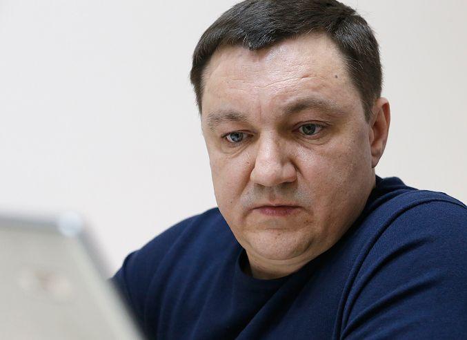 Дмитрий Тымчук — Дмитрий Тымчук перед смертельным выстрелом