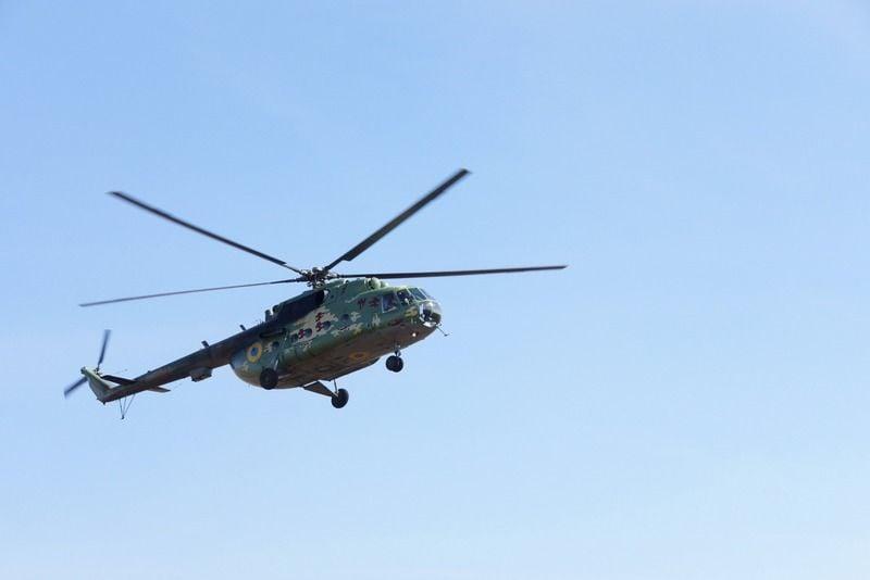 В Украине начнут производить баки для вертолетов Ми-8