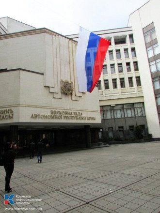 Санкции введены за оккупацию Крыма