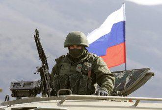 Украине грозит российское вторжение