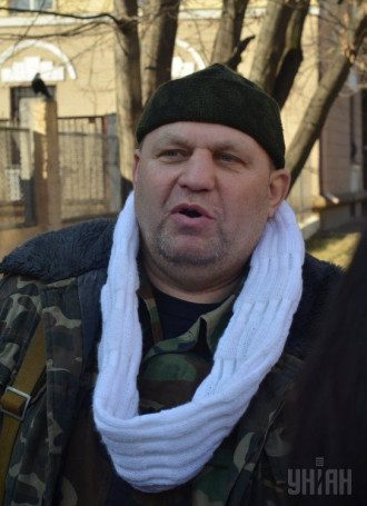 Александр Музычко по прозвищу Саша Белый