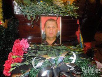 Прощание с Александром Музычко