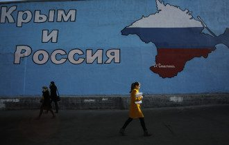 Далеко не все крымчане хотят в Россию