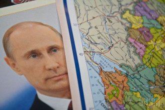 Крым оторвали от Украины