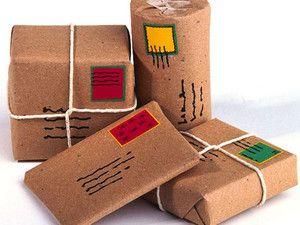почта, бандероль, посылка