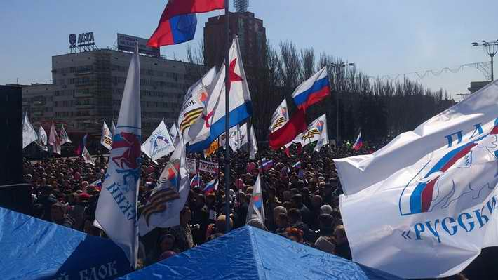 Донецкие сепаратисты просят помощи у Китая: опубликованы фото