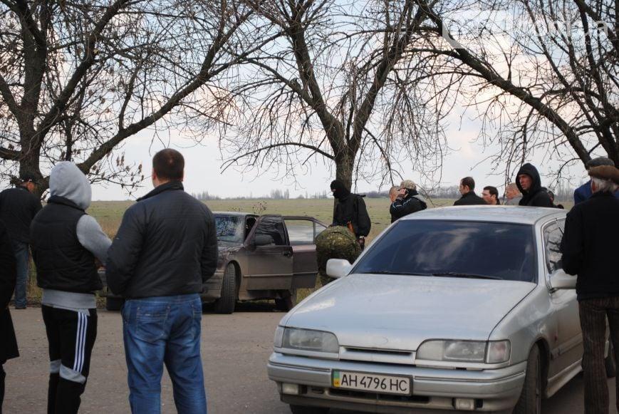 Боевики в Краматорске