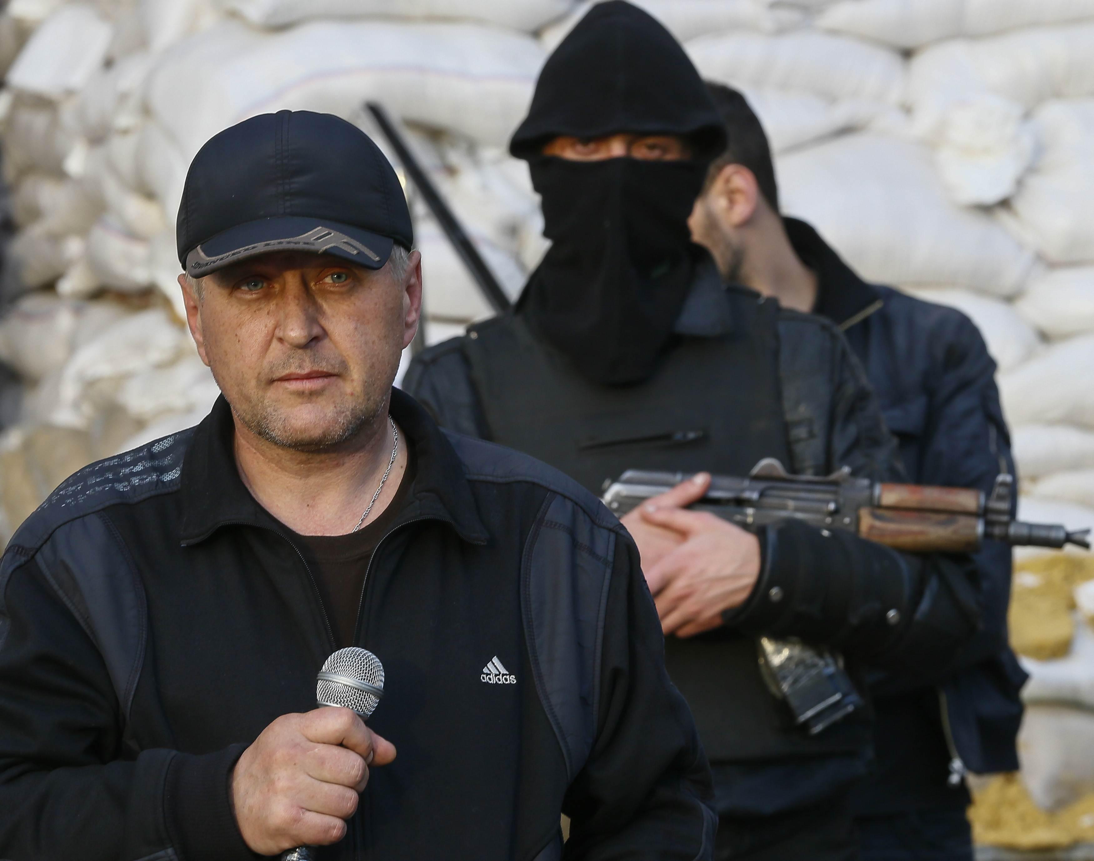 Пономарев заработал себе еще одну статью Уголовного кодекса