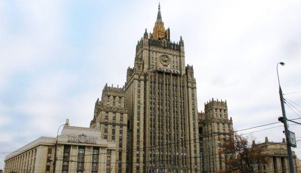 МИД РФ прокомментировали задержания российского танкера Украиной
