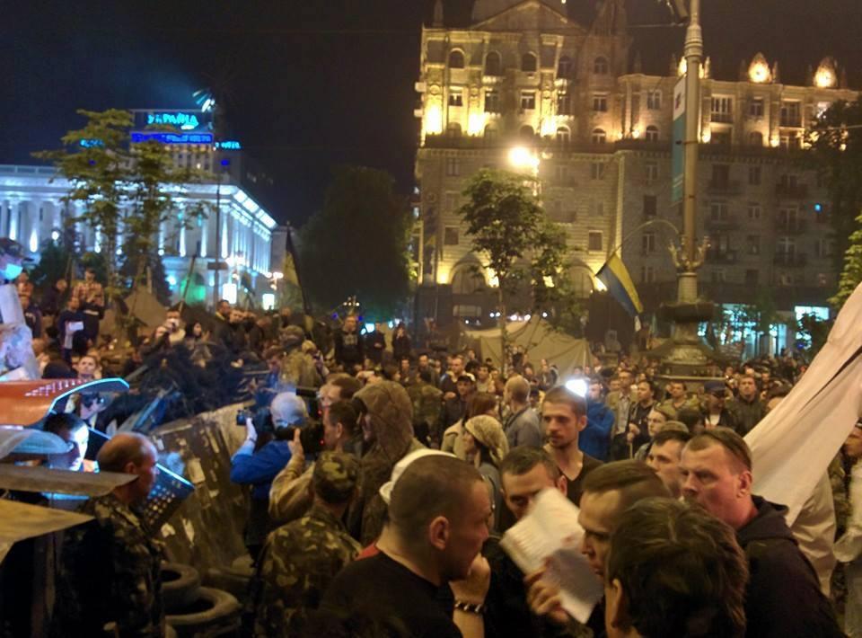 Киевский Майдан