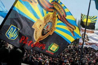 Донецкую область лихорадит от митингов сепаратистов