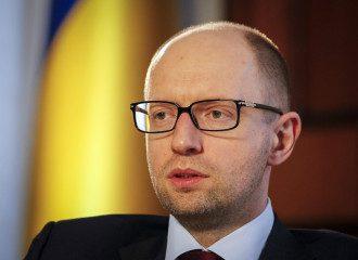 Яценюк обещает не допустить российского вторжения
