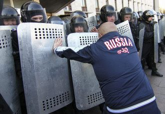 Сепаратисты штурмуют Донецкую ОГА