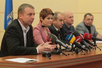 Киевские перевозчики
