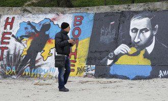Народное творчество в Одессе. Иллюстрация