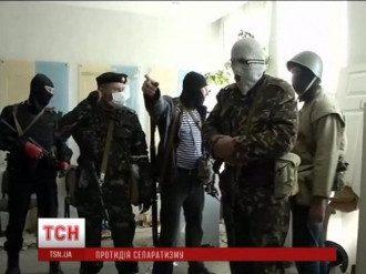 Луганские сепаратисты