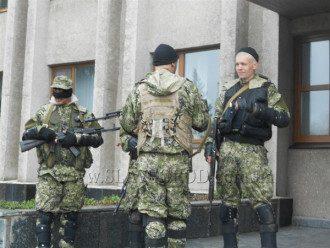 Висточную Украину наводнили боевики
