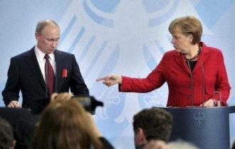 """У Путина теперь тоже есть """"визитка Яроша"""""""