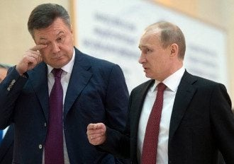 Янукович взял у Путина кредит в 3 млрд долл.