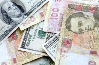 гривна, доллар