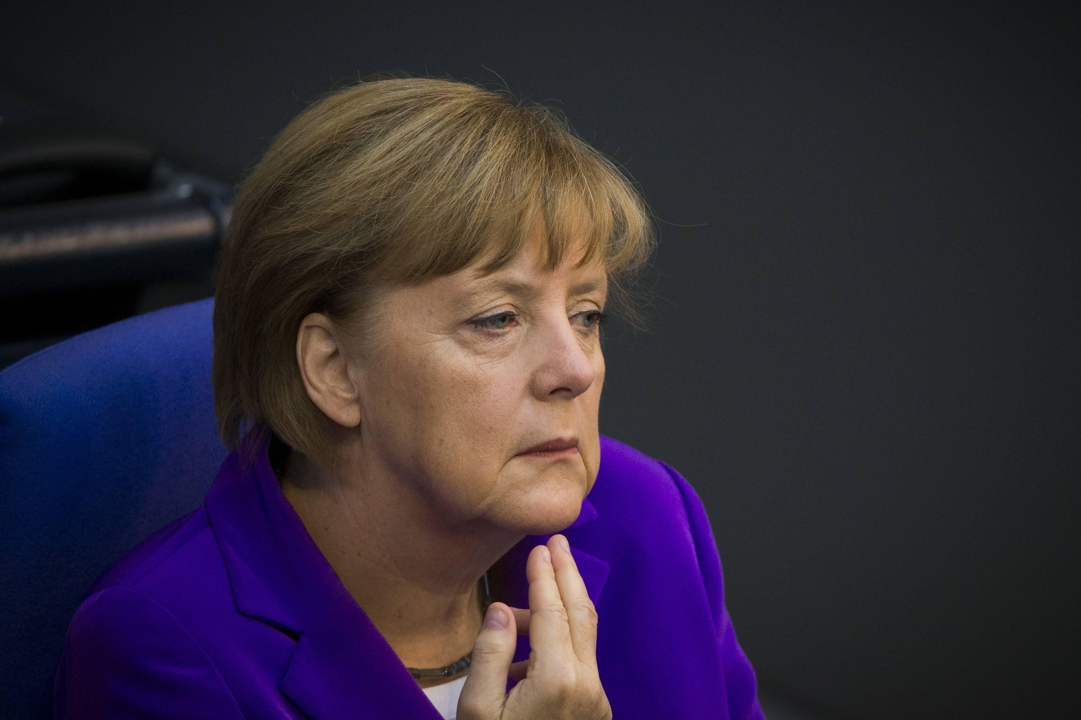 Меркель заявила о вине России в разрыве ДРСМД