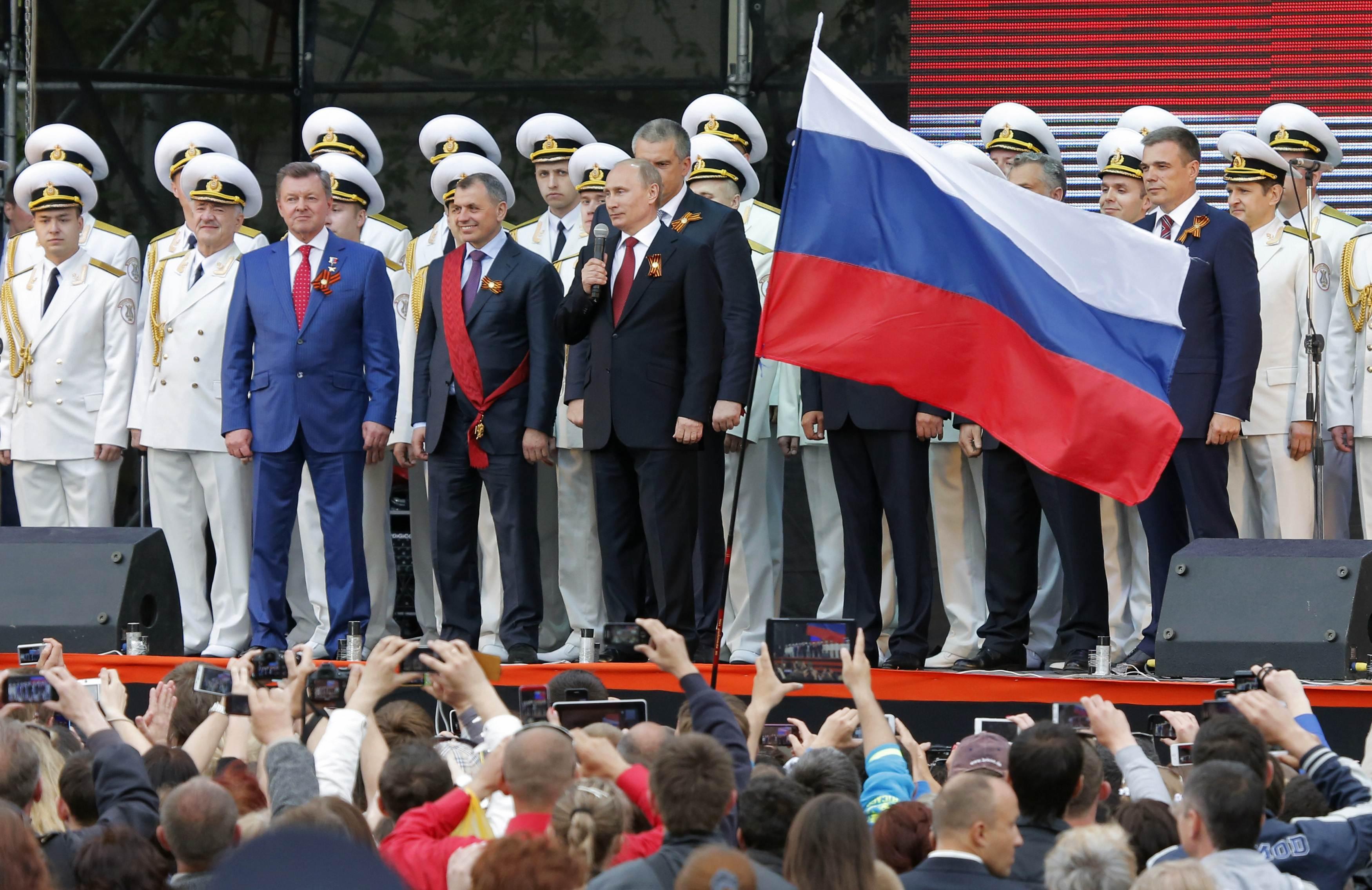 Кремль ведет против Украины психологическую операцию