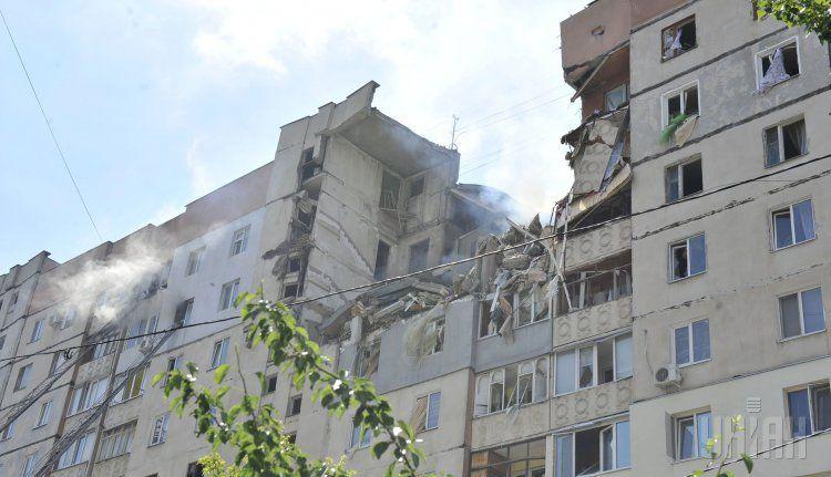 10-этажка в Николаеве