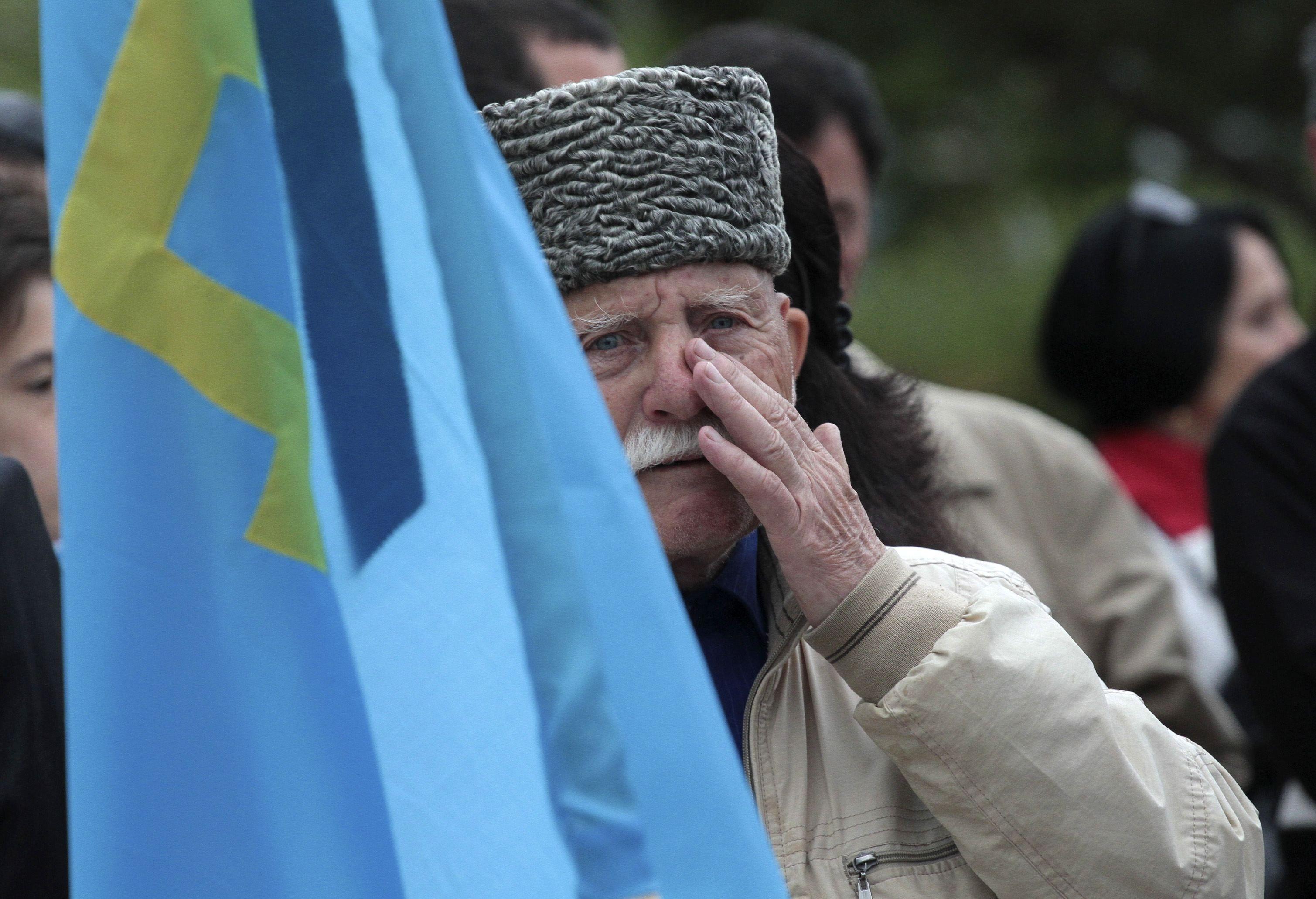 Крымские татары, иллюстрация