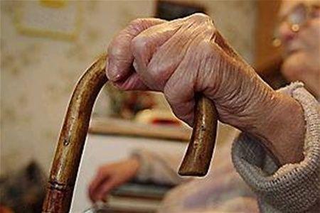 украинцы, население, старики