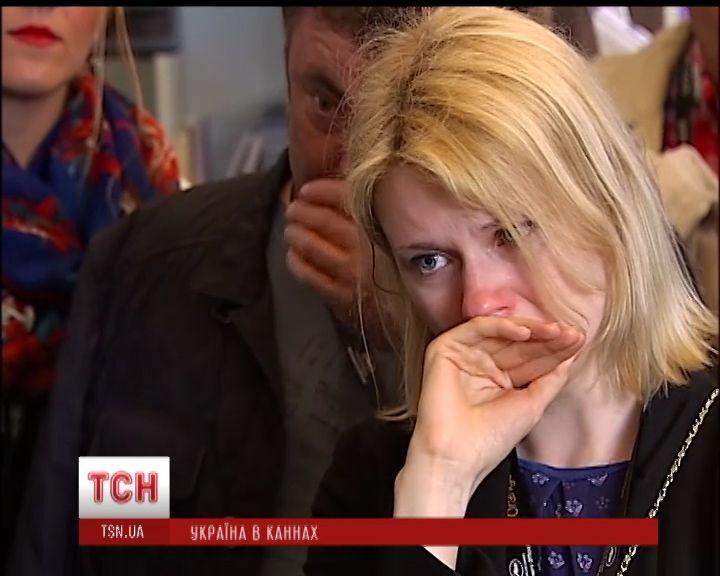 Зрители плакали над фильмами о Майдане