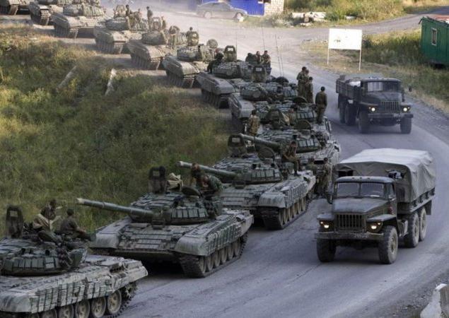 Российская военная техника, иллюстрация