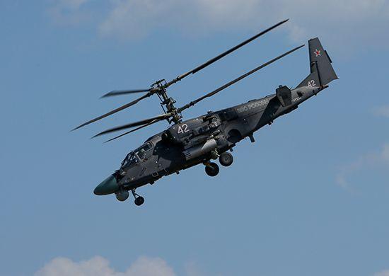 Конструктор российского вертолета Ка-52 стал бомжом