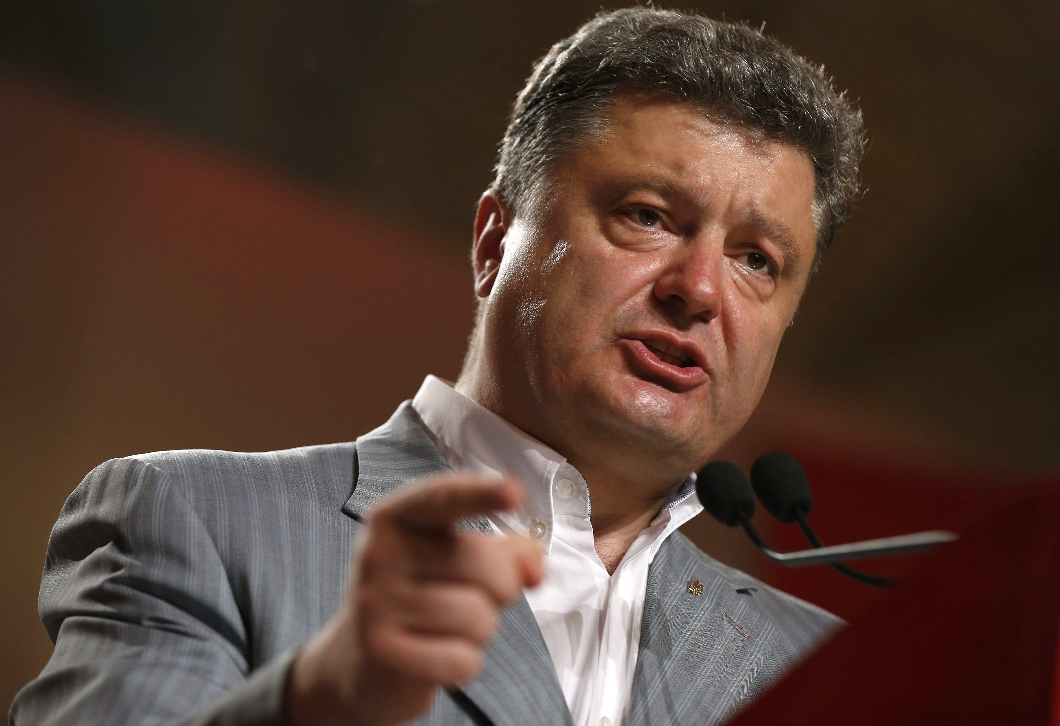 Петр Порошенко лидирует в президентской гонке.