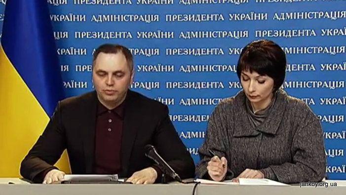 Андрей Портнов и Елена Лукаш