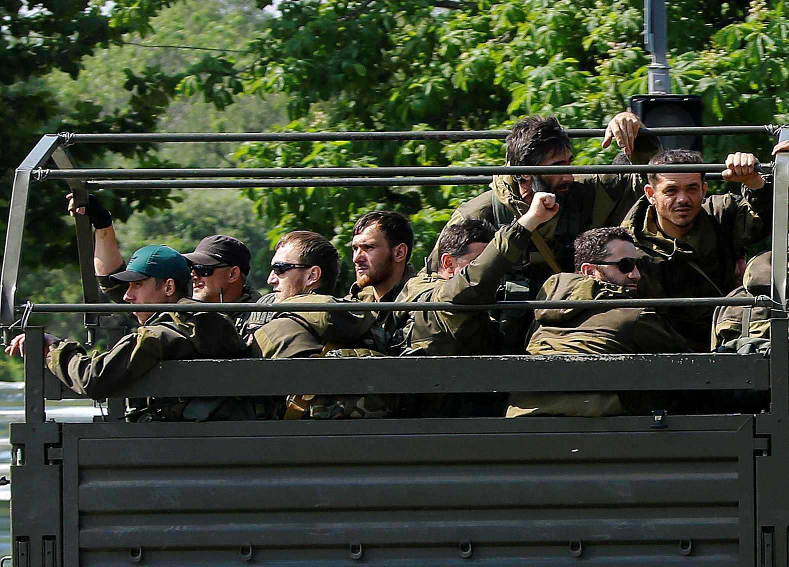 Кадыровцы, иллюстрация