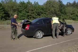 Луганские боевики, иллюстрация