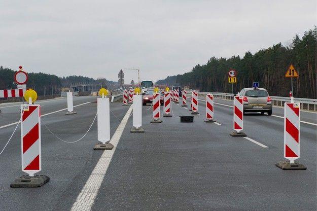 Авария случилась на автомагистрали A4