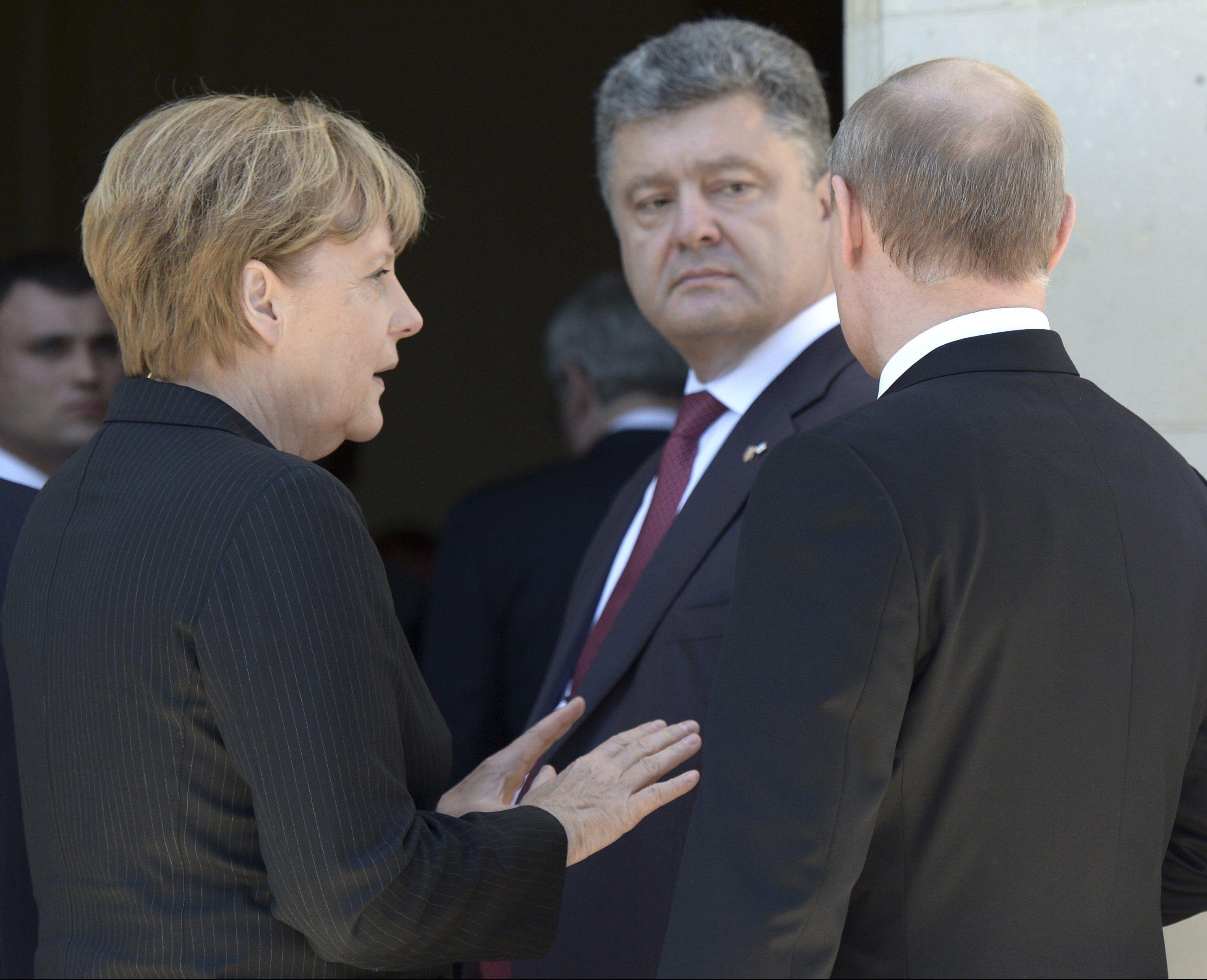 Новых переговоров Путина и Порошенко не планируется