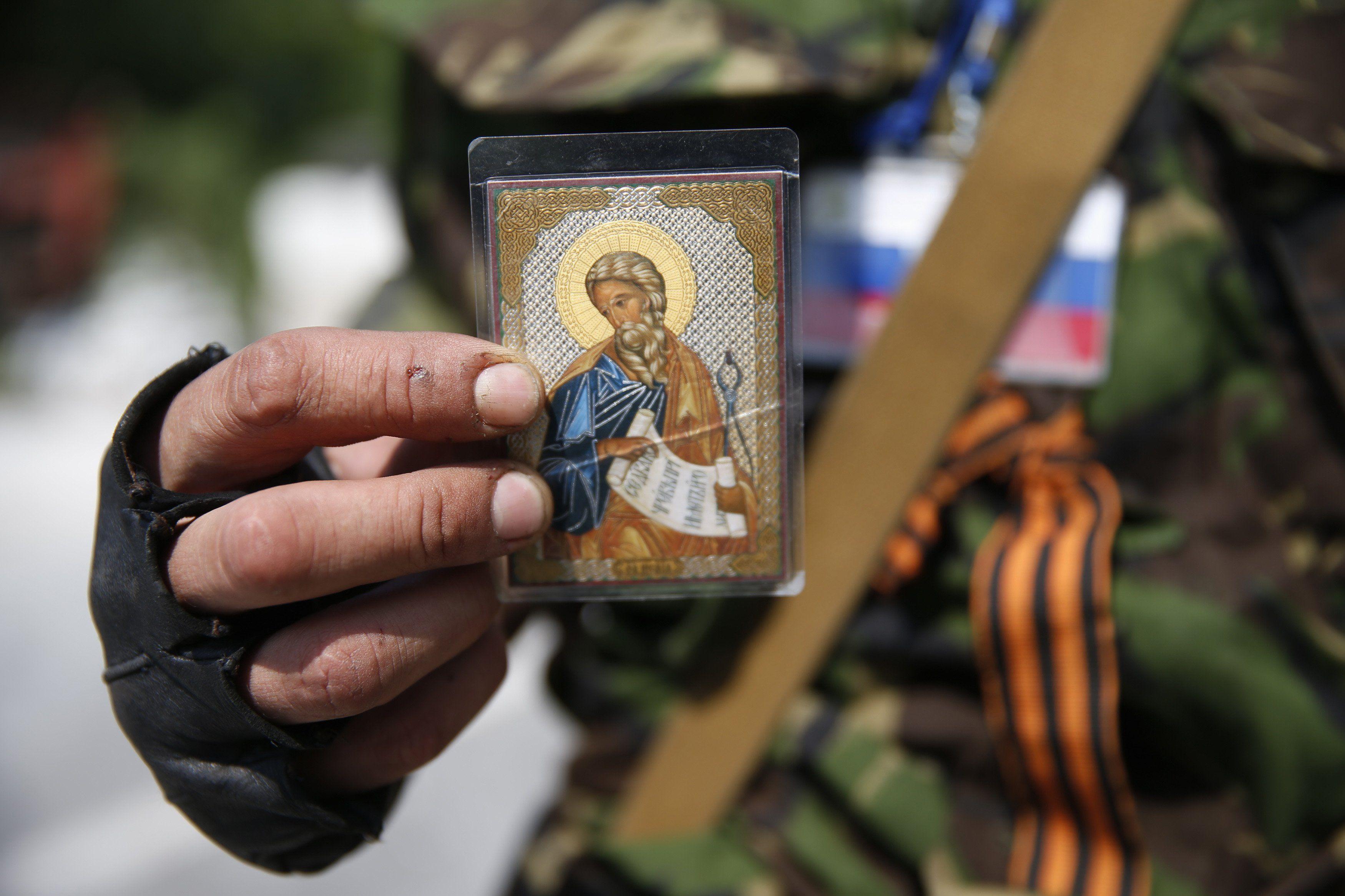 Террористы на Донбассе убили священников