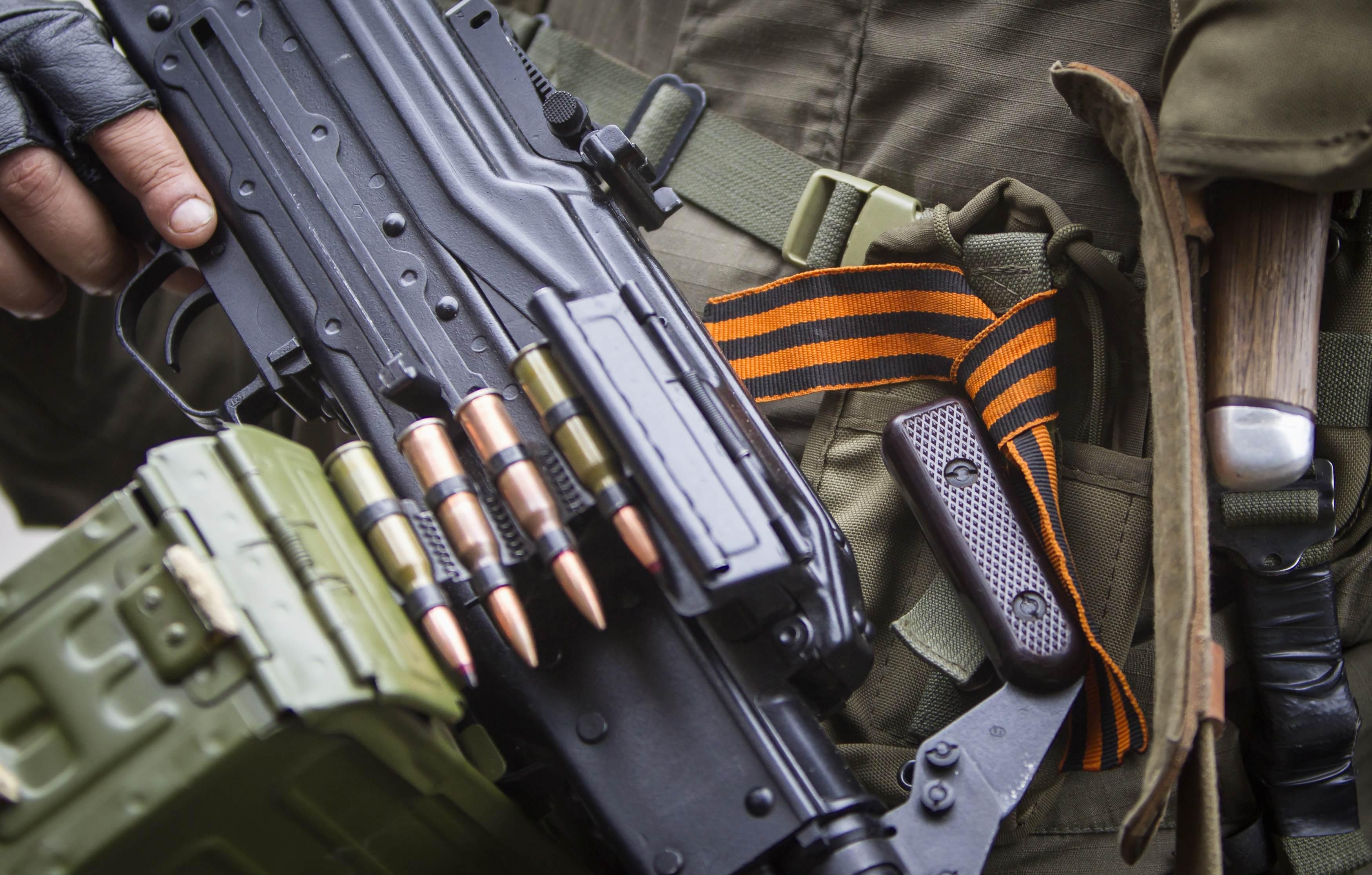 Похищение совершено в захваченной боевиками Донецкой области