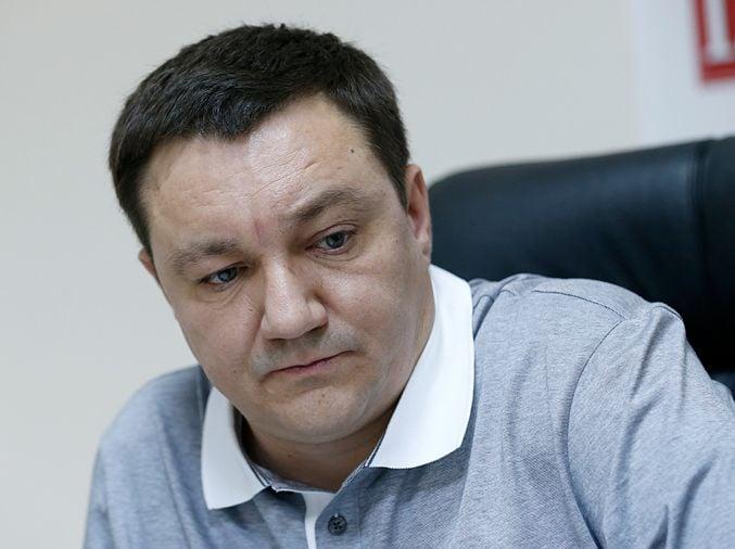 Тымчук рассказал про обыскои в офисах Кивана